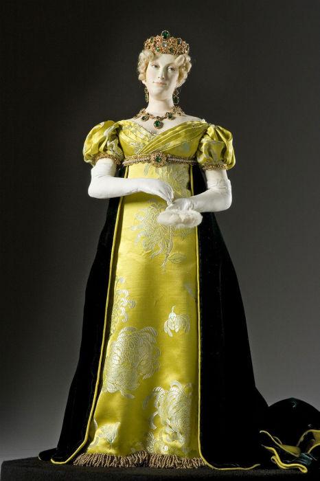 Мария-Луиза Австрийская (1791-1847 гг.) — дочь императора Священной Римской империи Франца II. Автор: George Stuart.