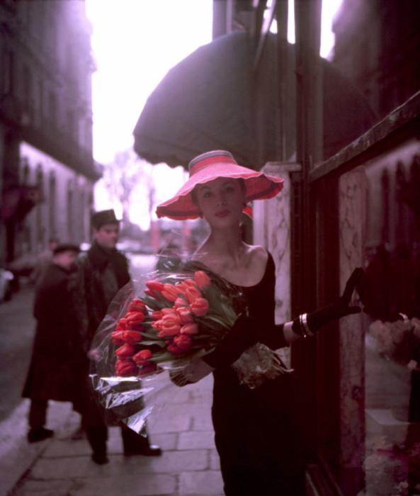 Букет цветов. Автор: Georges Dambier.
