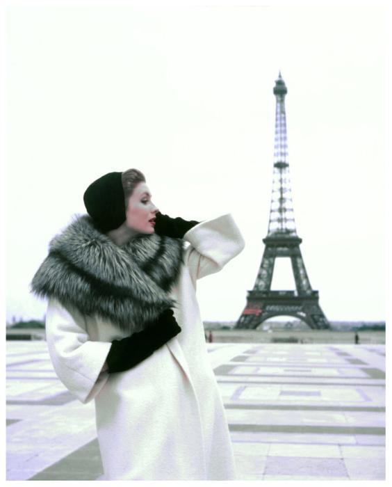 Ах, Париж! Автор: Georges Dambier.