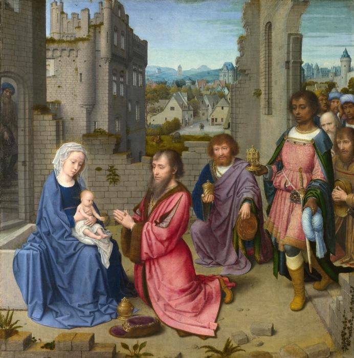 Да придёт Царствие Твоё: Картины о тернистом пути Иисуса Христа