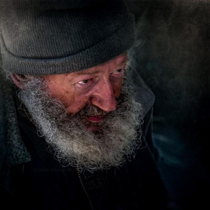 Одиночество. Автор: GianStefano Fontana.
