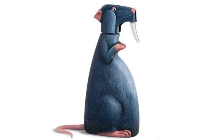 Мышь. Автор: Gilbert Legrand.