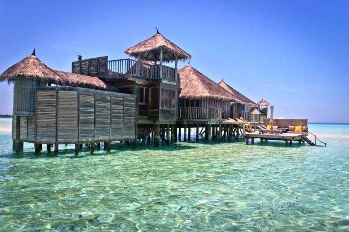 Гили Ланкафуши на Мальдивах – райский уголок в теплых водах Индийского океана.
