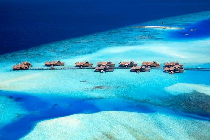 Гили Ланкафуши на Мальдивах – по истине райский уголок в теплых водах Индийского океана.