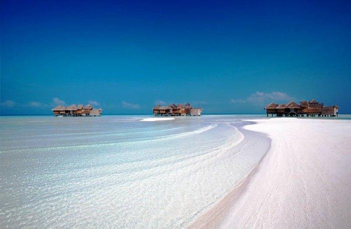 Рай в Индийском океане.