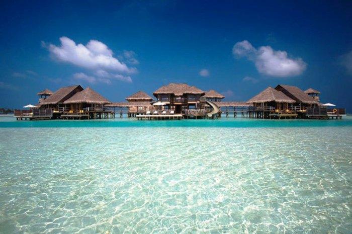 Добро пожаловать на Мальдивы!.