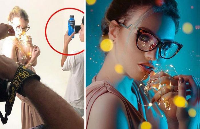 Фотограф показал, как создают идеальные снимки для Instagram. Автор: Gilmar Silva.