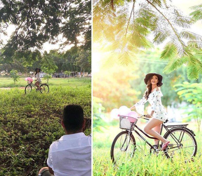 Велопрогулка. Автор: Gilmar Silva.
