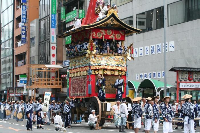 Фестиваль Гион. \ Фото: tripzilla.com.