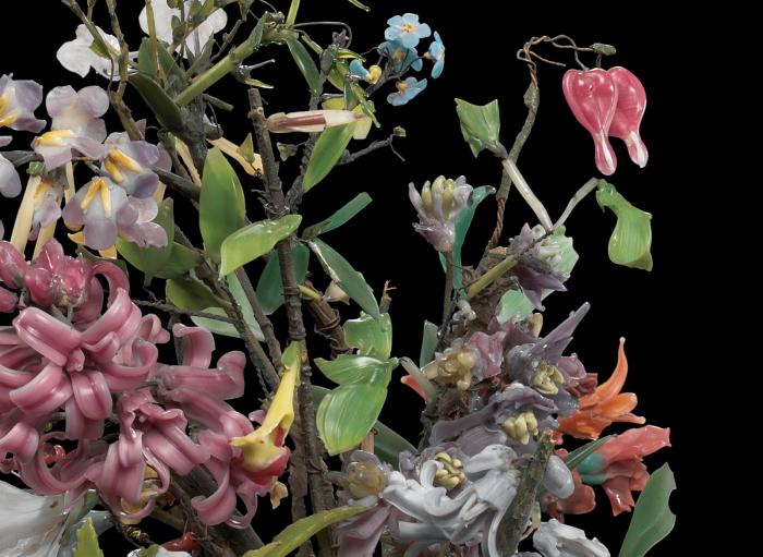 Букет цветов, 1880-1890 год. \ Фото: cmog.org.