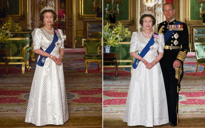 Королева Елизавета II, ноябрь 1987 год. \ Фото: google.com.