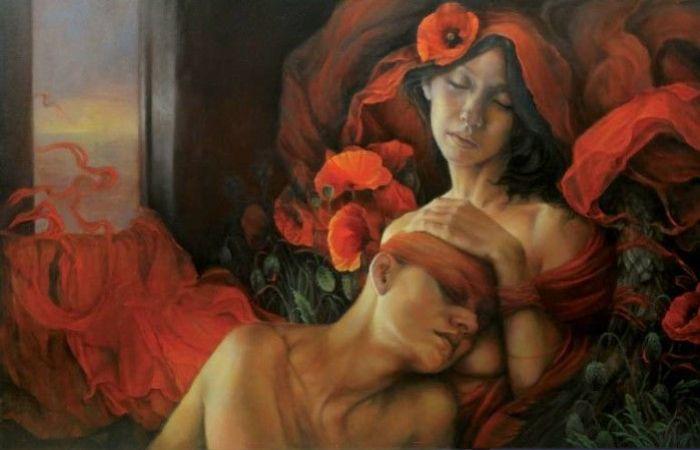 Эмоционально-духовное очищение. Автор: Graszka Paulska.