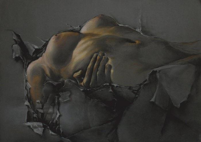 Дар. Автор: Graszka Paulska.