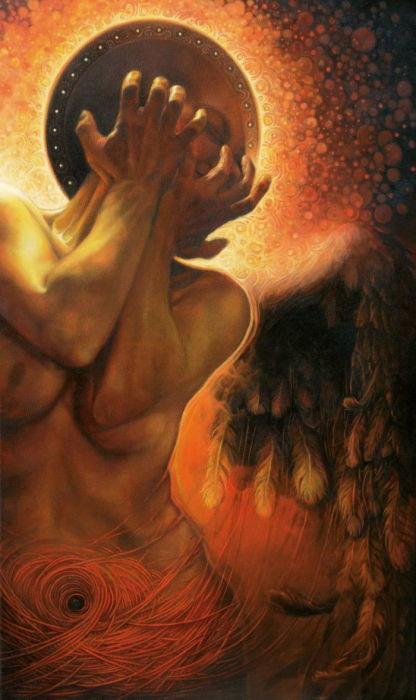 Я твоя тень. Автор: Graszka Paulska.