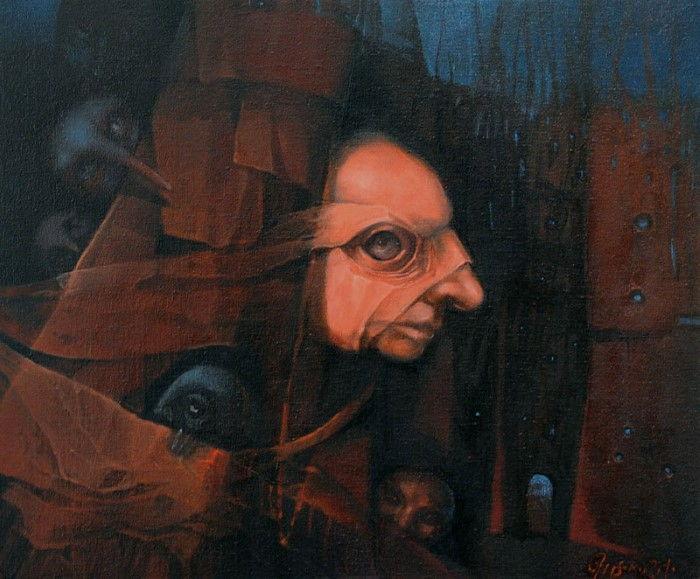 Хворь. Автор: Graszka Paulska.