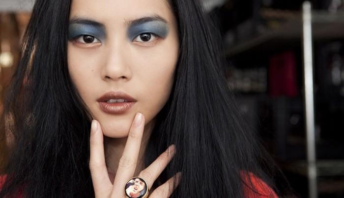 Азиатская красавица. \ Фото: photos-models.com.