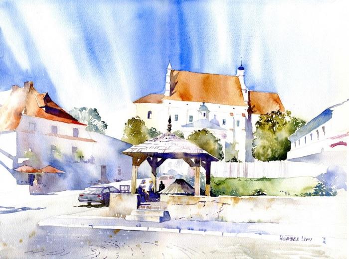 Фара. Автор: Grzegorz Wrobel.