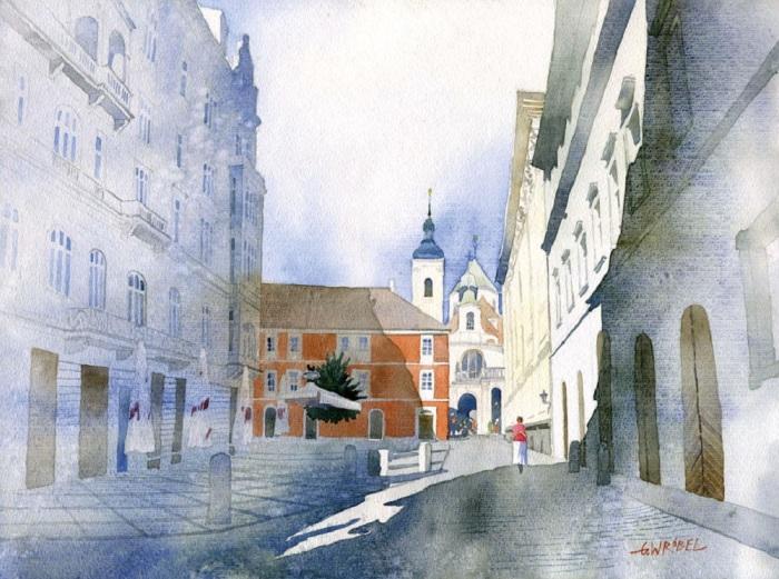 Прага. Автор: Grzegorz Wrobel.