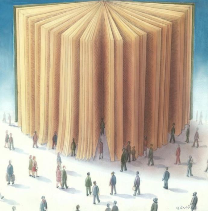 Книга с местом для свиданий. Автор: Гурбуз Доган Эксиоглу (Gurbuz Dogan Eksioglu).
