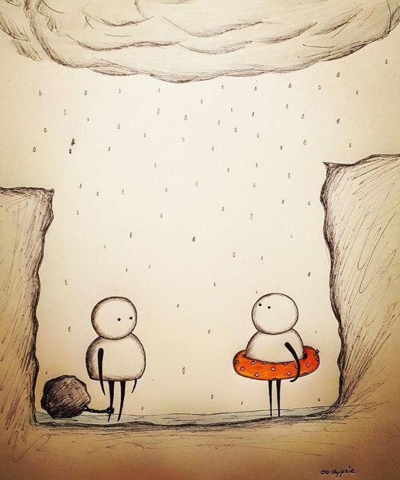 У каждого своё понятие о любви. Автор: Gypsie Raleigh.
