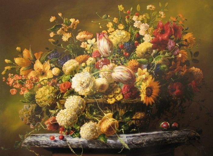 Осеннее настроение. Автор: Gyula Siska.
