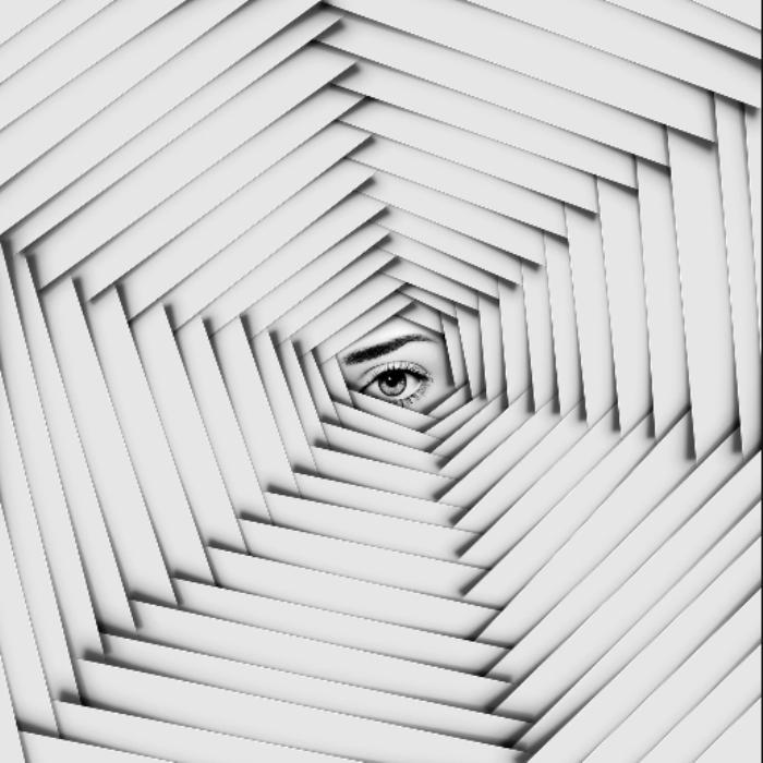 Я вижу тебя. Автор: Hadi Malijani.