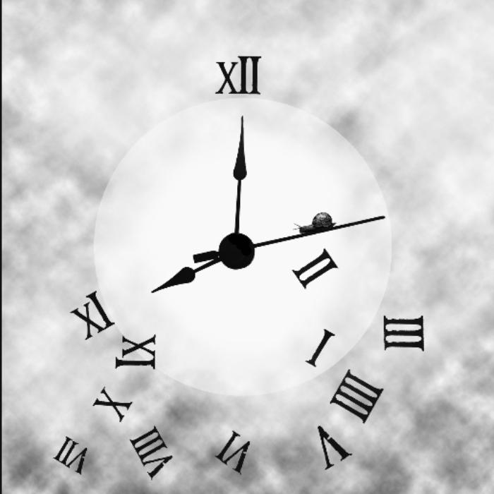 Часы. Автор: Hadi Malijani.