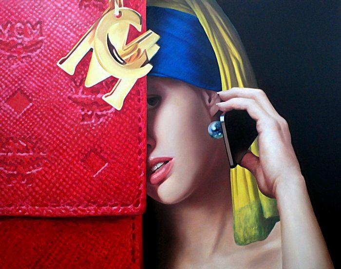 Работы южнокорейского художника Хё-Кван Чжон (Hae-Kwang Jeong).