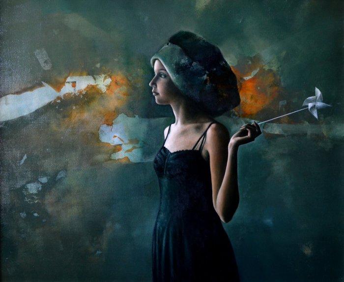 Сцена. Автор: Halina Tymusz.