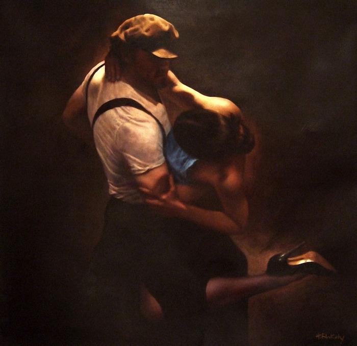 В ритме танца. Автор: Hamish Blakely.