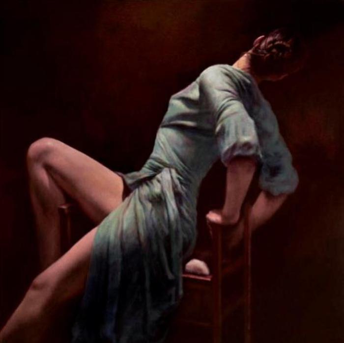 Жизнь в танце. Автор: Hamish Blakely.