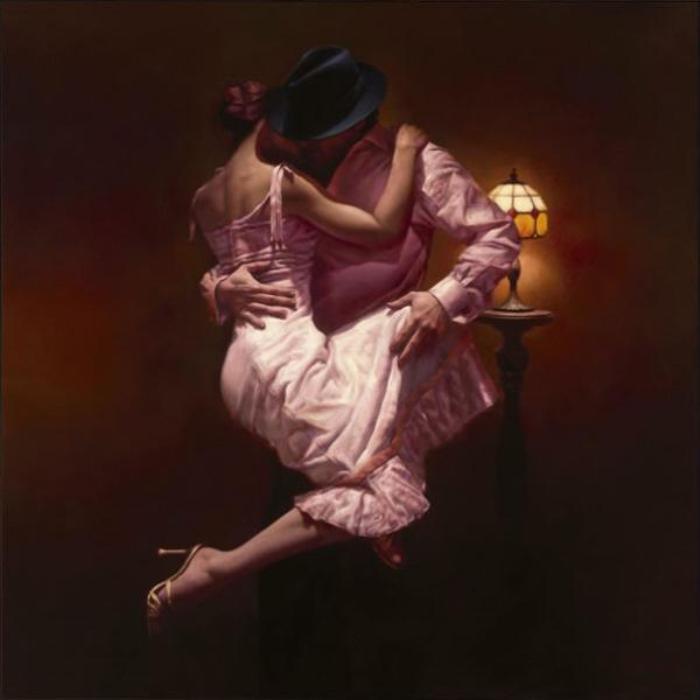 Ведомые танцем. Автор: Hamish Blakely.