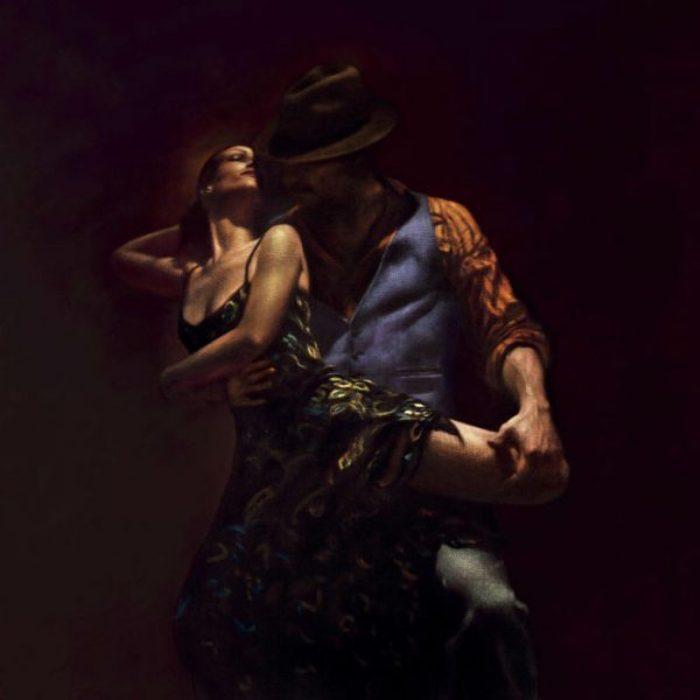 Пленительный танец. Автор: Hamish Blakely.