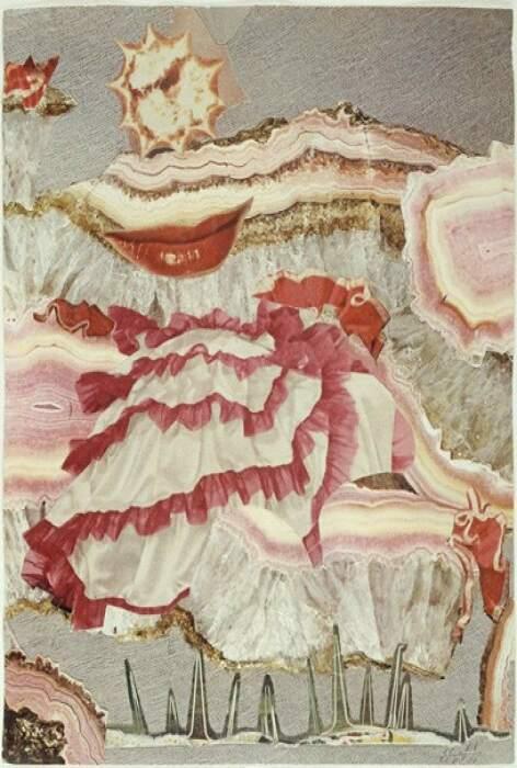 Вокруг красного рта, Ханна Хёх. \ Фото: periodicoirreverentes.org.