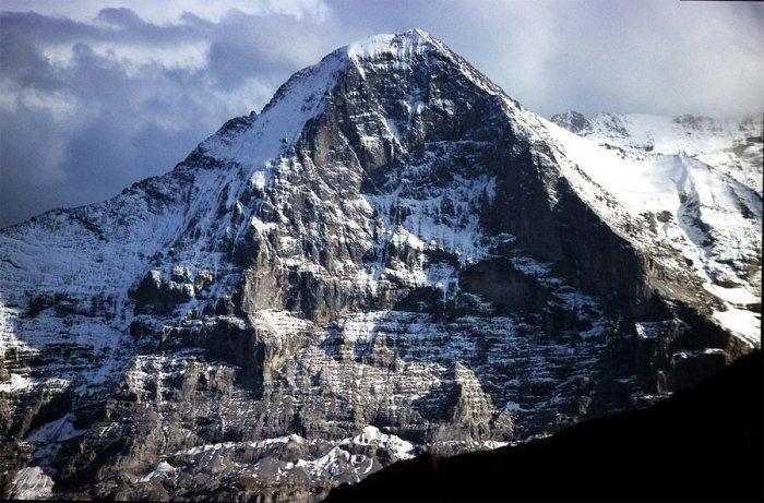 Гора Эйгер.