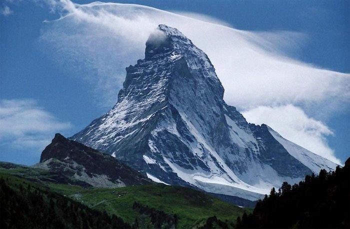 Гора Маттерхорн.