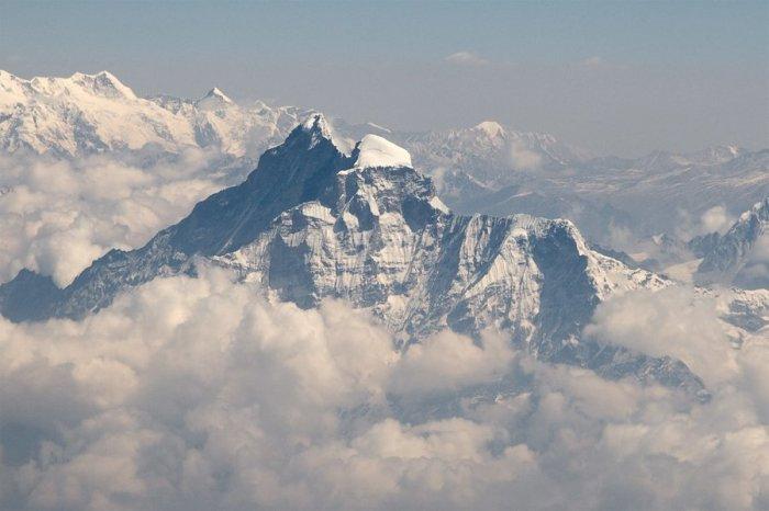 Гора Гаури Санкар.