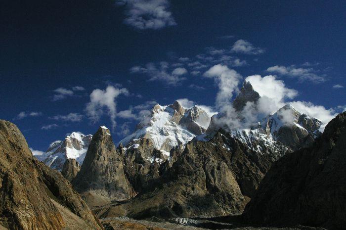 Гора Баннтха-Бракк.