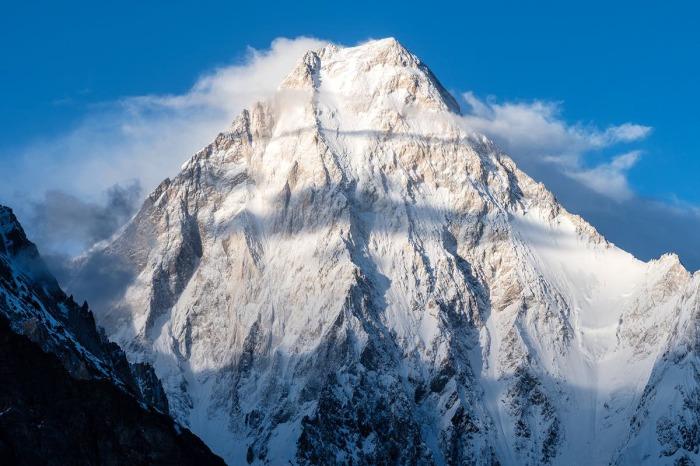 Гора Гашербрумы.