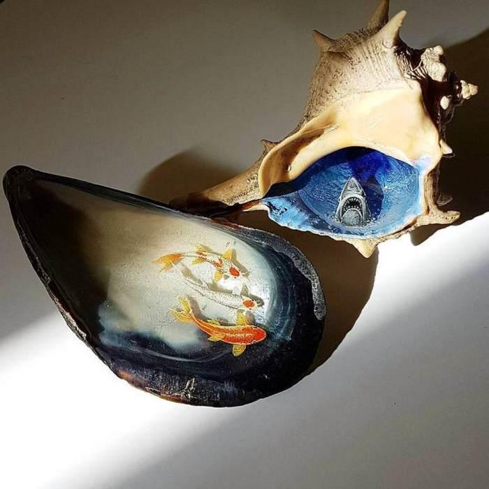 Морская тематика. Автор: Hasan Kale.
