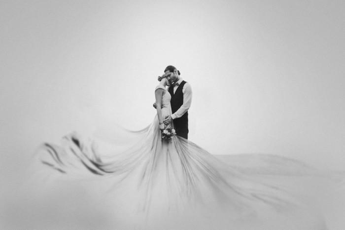 С любовью. Победитель в категории «Свадьба». Автор фото: Виктор Хамке, Лейпциг, Германия.