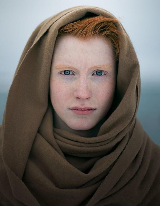 Победитель в категории «Портрет». Автор фото: Тина Сигнесдоттир Хульт, Торвастад, Норвегия.