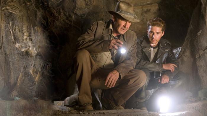 А как вам Индиана и его сын? \ Фото: nastroy.net.