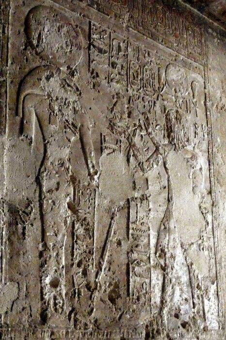 Богиня Пахет (Пахт). \ Фото: de.wikipedia.org.