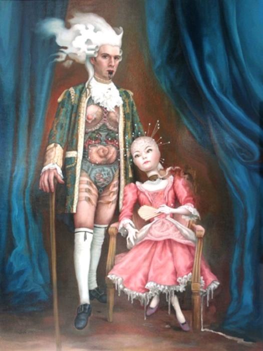 Семейный портрет. Автор: Heidi Taillefer.