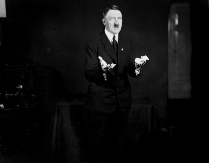 Репетиции перед камерой. Автор фото: Генрих Гофман (Heinrich Hoffmann).