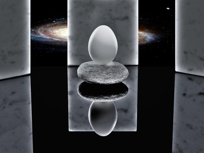 Вселенная. Автор: Heinz Baumann.