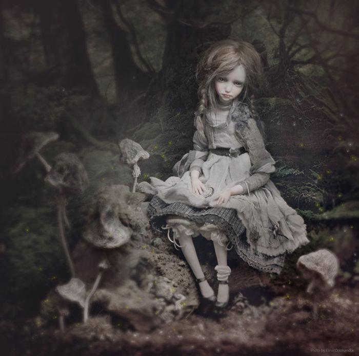 Алиса в Стране чудес. Автор: Helena Oplakanska.