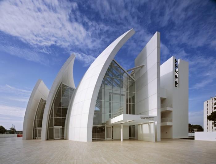 Юбилейная церковь. \ Фото: yandex.ru.