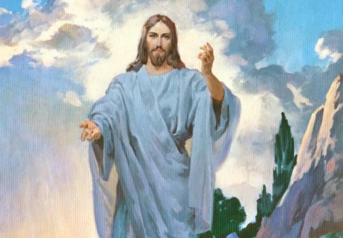 Иисус Христос. \ Фото: yandex.ua.